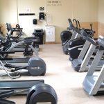 Sac Community Center cardio room