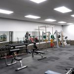 Sac Community Center east weight room