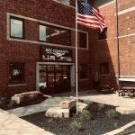 Sac Community Center entrance