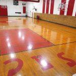 Sac Community Center gym